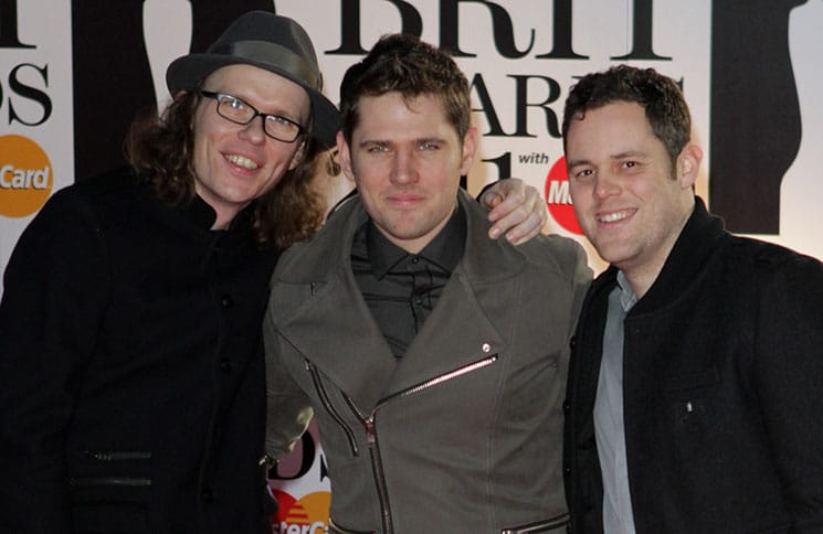 Scouting for Girls - BRIT Awards 2011