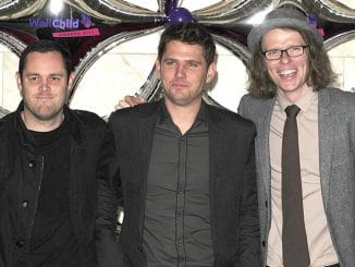 Scouting for Girls - WellChild Awards 2011