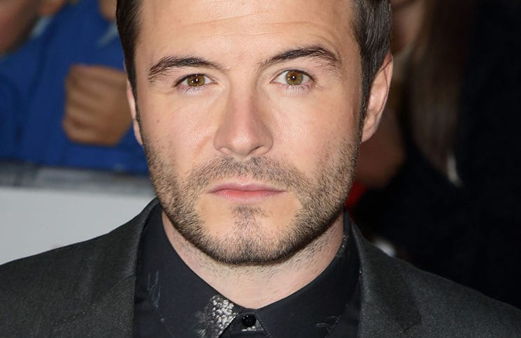 Shane Filan - Pride of Britain Awards 2015