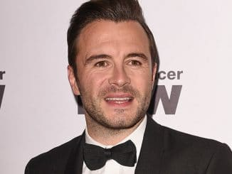 Shane Filan - Breast Cancer Now Pink Ribbon Ball 2016