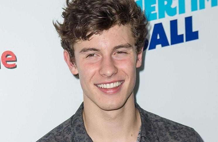 Shawn Mendes - 95-106 Capital FM Summertime Ball 2017 - 3