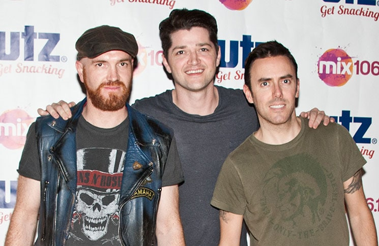The Script - Mix 106's Summer Jam
