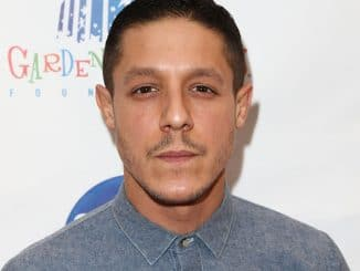 Theo Rossi - 2015 Garden of Laughs Benefit