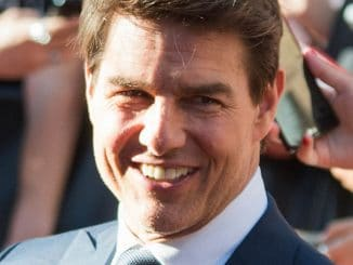 "Tom Cruise - ""The Mummy"" Madrid Premiere"