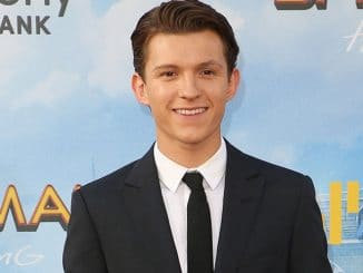 "Tom Holland - ""Spider-Man: Homecoming"" World Premiere"