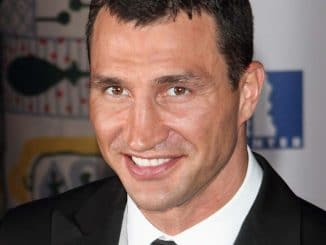 Wladimir Klitschko - Sports For Peace Fundraising Ball in London - 2