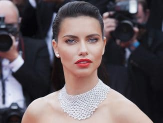 Adriana Lima - 70th Annual Cannes Film Festival