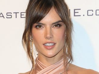 Alessandra Ambrosio - 25th Annual Elton John AIDS Foundation's Academy Awards Viewing Party - Arrivals