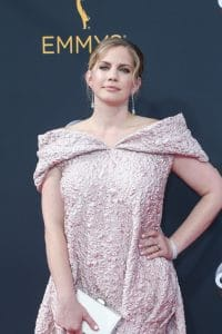 Anna Chlumsky - 68th Annual Primetime Emmy Awards