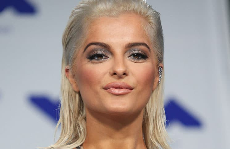 Bebe Rexha - 2017 MTV Video Music Awards