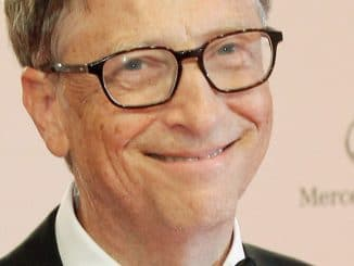 Bill Gates - Bambi Awards 2013