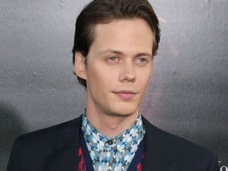 "Bill Skarsgard - Warner Bros. Pictures and New Line Cinema's ""It"" Los Angeles Premiere"
