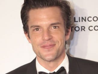 Brandon Flowers - 2015 Tribeca Film Festival - A Centennial Celebration to Honor Frank Sinatra's Legendary Film Career - 2
