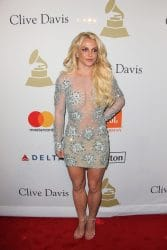 Britney Spears - 59th Annual Grammy Awards - 3