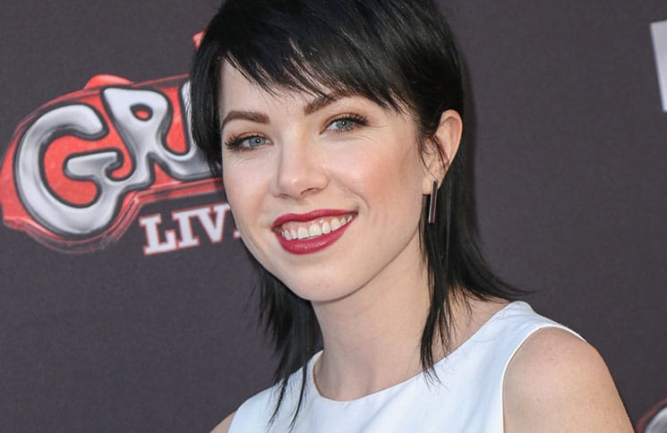 "Carly Rae Jepsen - For Your Consideration Event for FOX's ""Grease Live!"" - Arrivals"
