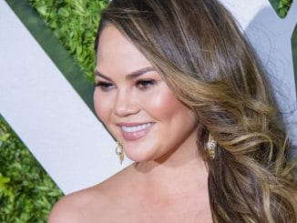 Chrissy Teigen - 71st Annual Tony Awards