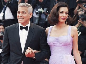 George Clooney and Amal Clooney - 74th Annual Venice International Film Festival
