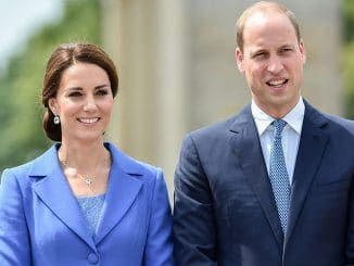 Herzogin Kate und Prinz William - The Duke and Duchess of Cambridge Official Visit to Berlin