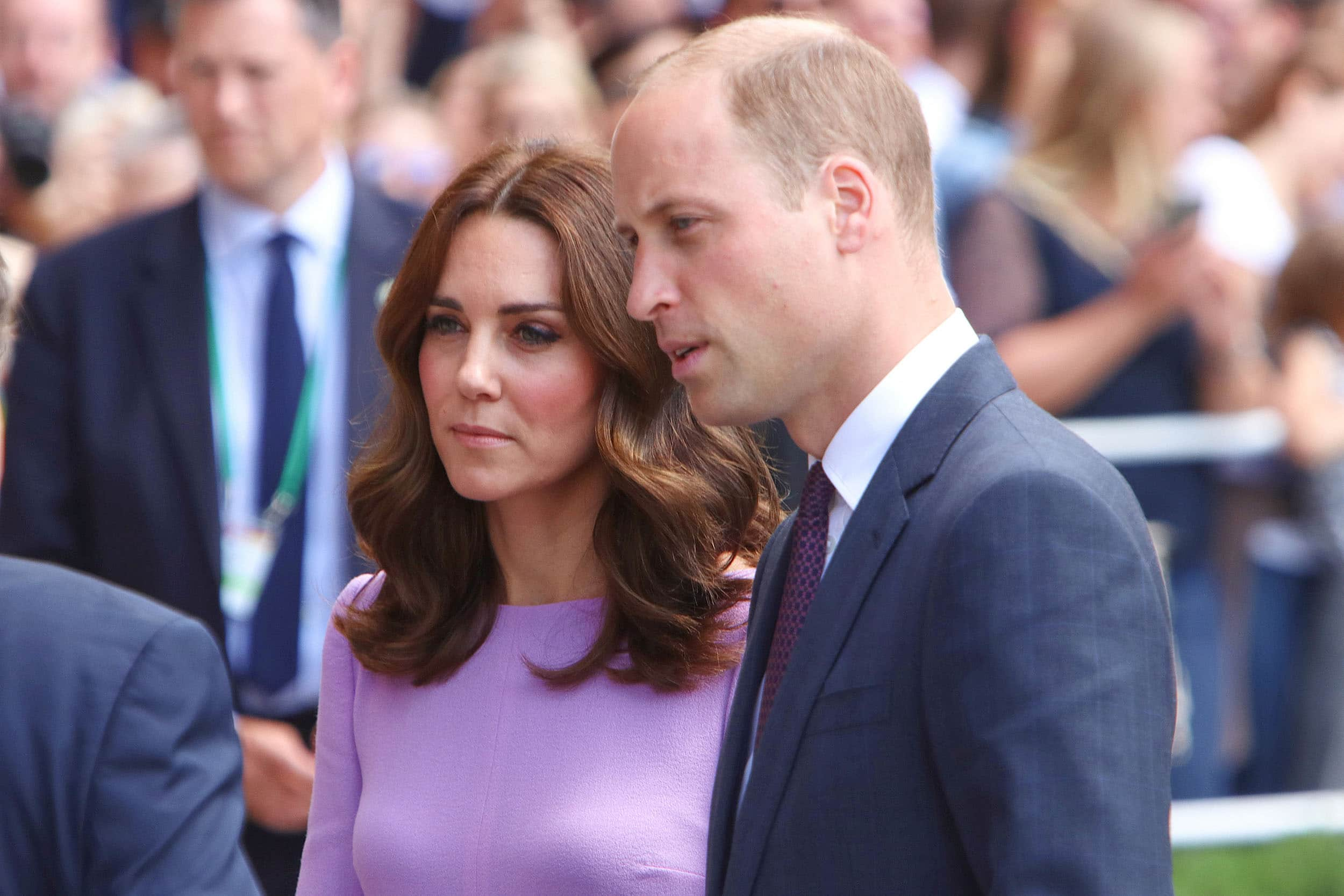 Kate Middleton: Wollte Prinz William gar kein drittes Baby?
