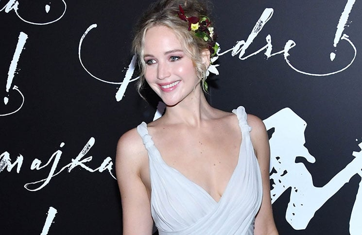 """Jennifer Lawrence - """"Mother!"""" New York City Premiere"""