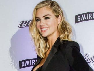 Kate Upton - Sports Illustrated Swimsuit 2017 Launch Event