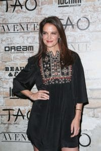 Katie Holmes - TAO, Beauty & Essex, Avenue and Luchini LA Grand Opening