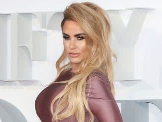 "Katie Price - ""Fifty Shades Darker"" UK Premiere"