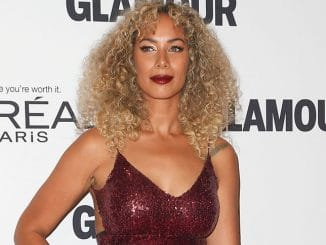 Leona Lewis - Glamour Women Of The Year 2016