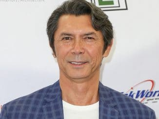 Lou Diamond Phillips - 4th Annual Ed Asner and Friends Poker Tournament for Autism Speaks