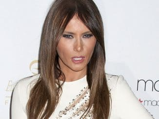 Melania Trump - 2012 European School of Economics Scholarship Program Gala