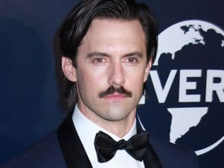 Milo Ventimiglia - NBCUniversal's 74th Annual Golden Globes After Party