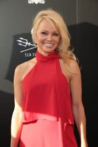 Pamela Anderson - Sea Shepherd Conservation Society 40th Anniversary Gala for the Oceans