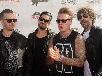 Papa Roach - Alternative Press Music Awards 2016