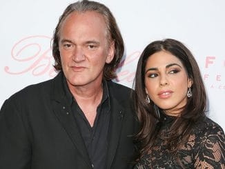 "Quentin Tarantino, Daniela Pick - ""The Beguiled"" Los Angeles Premiere"