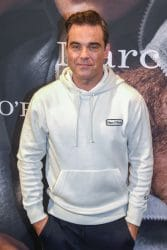 Robbie Williams - Marc O'Polo Launches 50th Anniversary Special Edition Sweatshirt with Robbie Williams