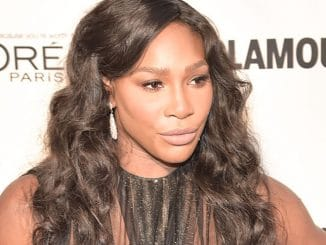 Serena Williams - Glamour's 25th Anniversary Women Of The Year Awards