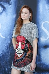 "Sophie Turner und das ""Game of Thrones""-Tattoo - TV News"