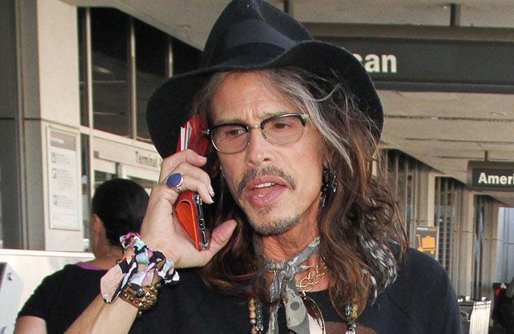 Steven Tyler betet für Aretha Franklin - Promi Klatsch und Tratsch