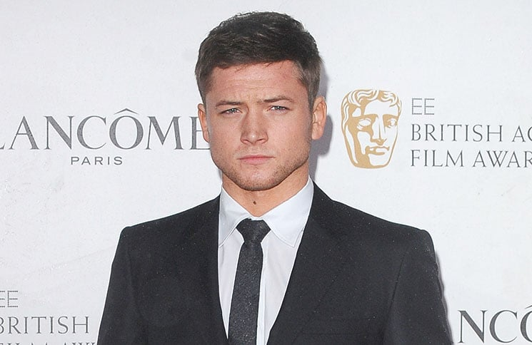 Taron Egerton - 2016 EE British Academy Film Awards Nominees Party