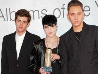 The xx - 2010 Barclaycard Mercury Prize
