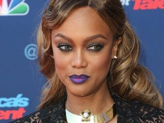 "Tyra Banks - NBC's ""America's Got Talent"" Season 12 Kick-off - Arrivals"