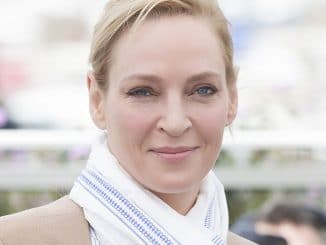 Uma Thurman - 70th Annual Cannes Film Festival
