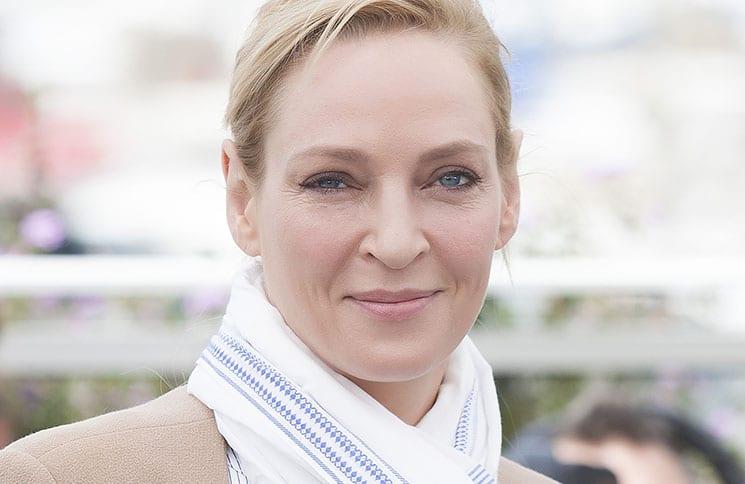 Uma Thurman - 70th Annual Cannes Film Festival