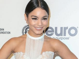 Vanessa Hudgens - 25th Annual Elton John AIDS Foundation's Academy Awards Viewing Party