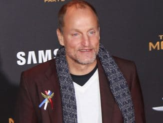 "Woody Harrelson - ""The Hunger Games: Mockingjay - Part 2"" UK Premiere - 2"