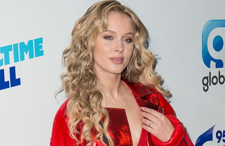 Zara Larsson - 95-106 Capital FM Summertime Ball 2017 with Vodafone