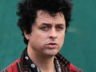 "Billie Joe Armstrong of ""Green Day"" Sighted at ""Jimmy Kimmel Live!"" on November 21, 2016"