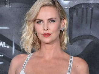 "Charlize Theron - ""Atomic Blonde"" World Premiere"