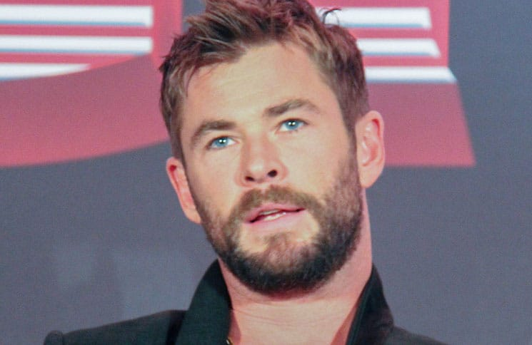 "Chris Hemsworth - ""Thor: Ragnarok"" Los Angeles Press Conference"