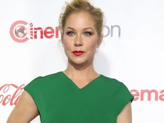 Christina Applegate - CinemaCon 2016 - Big Screen Achievement Awards
